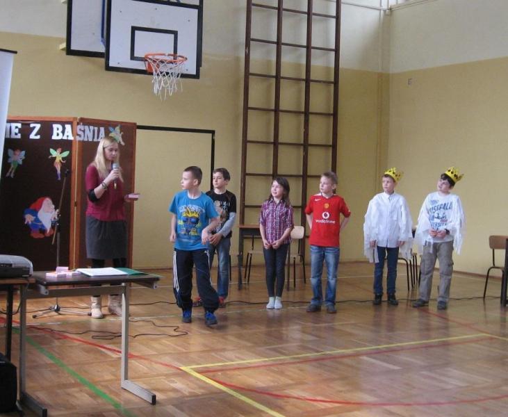 Turniej baśniowy klas 4