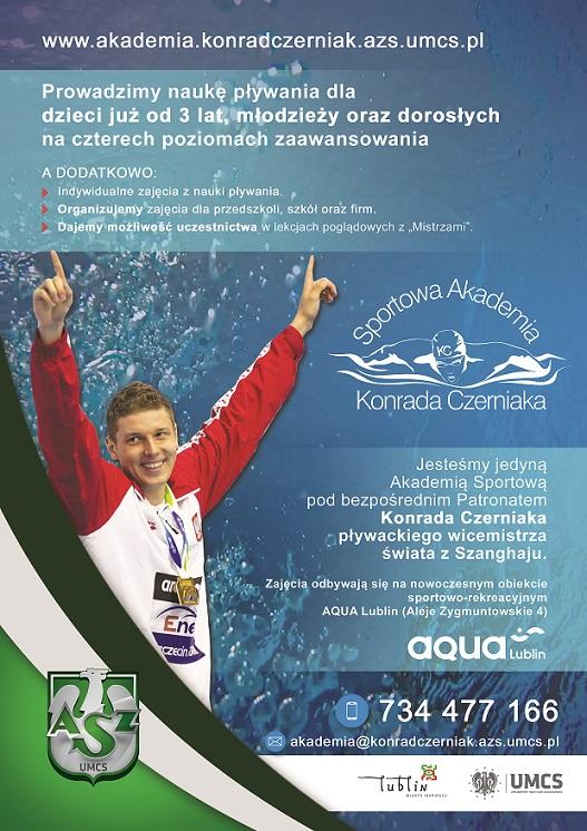Plakat Akademia