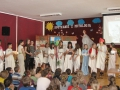 Turniej mitologiczny klasa 5a