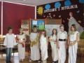 Turniej mitologiczny klasa 5b